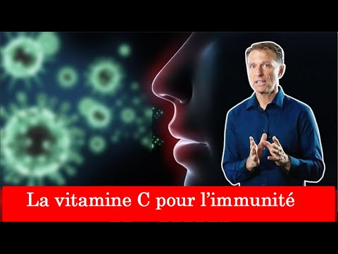 Avantages immunitaires de la vitamine C l Dr Eric Berg