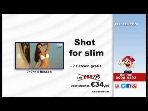 Shot for Slim  – Tel Sell