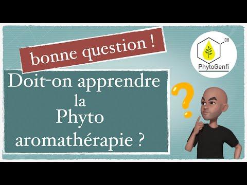 Doit-on apprendre la phyto-aromathérapie ?