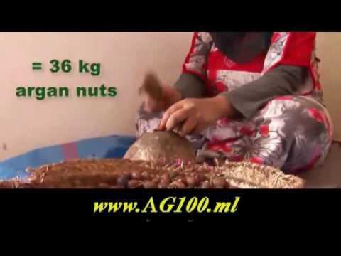 Økologisk Argan olie