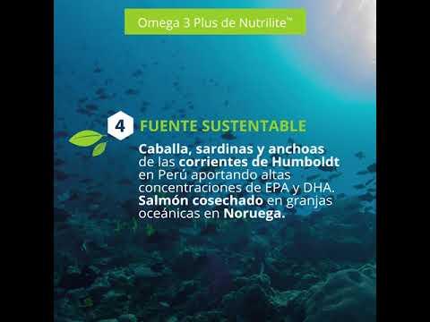Omega 3 Plus de Nutrilite