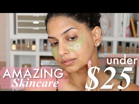 AFFORDABLE & AMAZING Skincare UNDER $25!