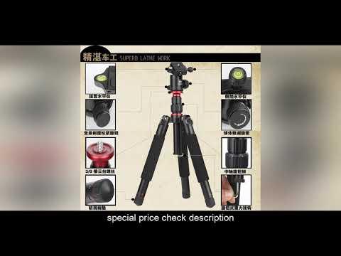 ☘️DHL Professional Magnesium Aluminium NB238 Tripod  Monopod Pro For DSLR Camera