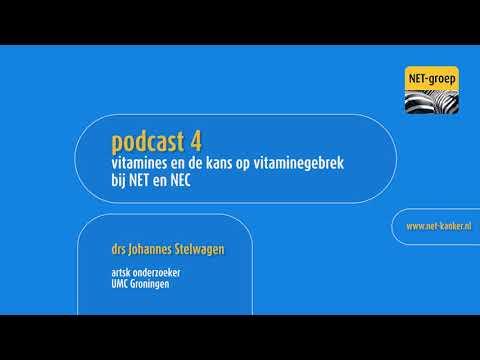 NET-groep podcast nr. 4 met Johannes Steilwagen van UMCG