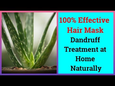 How to Grow Hair Fast | Aloe Vera Hair Mask for Dandruff at Home | Aloe Vera Hibiscus Hair Pack