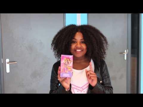 Aliyah Disney multivitaminen promo