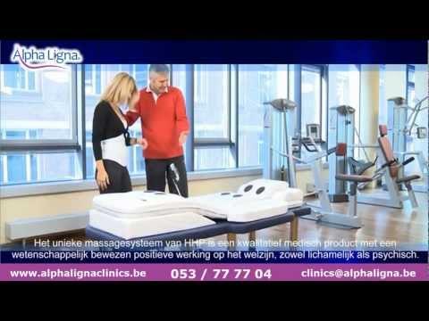 HHP Andullatie Matras Alpha Ligna Clinics
