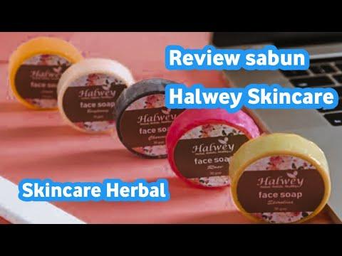 Review sabun Halwey |skincare Herbal