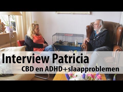 Interview Patricia –  CBD olie en ADHD + slaapproblemen