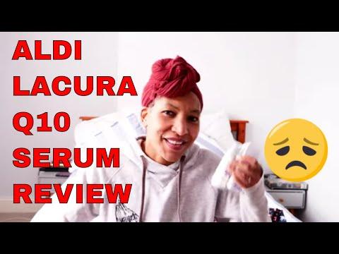 ALDI Lacura Intensive Q10 Serum Review for Combination Oily Skin