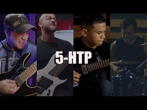 INTERVALS | 5-HTP – Backing Track + Tab.