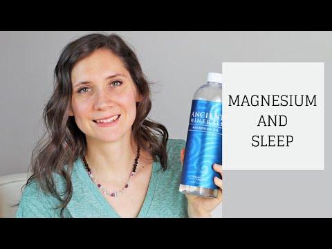 Magnesium en slaap | KRIJG NATUURLIJK DIEPE, RUSTIGE SLAAP | Bumblebee Apotheker