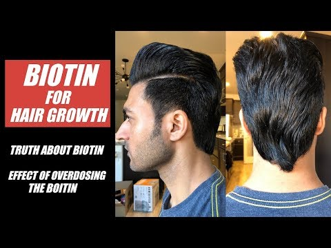 Is BIOTIN for Hair Growth? What if you Overdose the Biotin – Info by Guru Mann