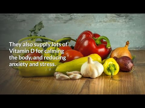 Heatlh Foods That Lower Cortisol Levels