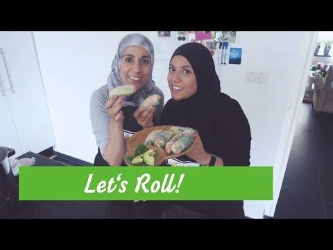 Springrolls: Loempia in een ander jasje – Healthy Sisters – Ramadan Special