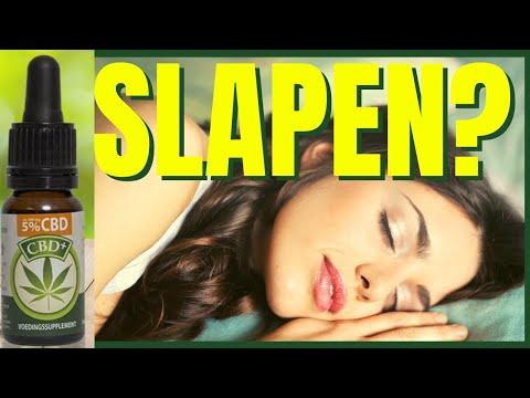 SLAAPPROBLEMEN: Kan CBD Olie Helpen Met Slecht Slapen?