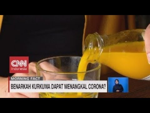 Benarkah Kurkuma dapat Menangkal Corona?