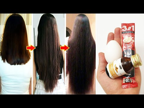 This recipe will crazy lengthen your hair  Get intense hair growth that will become like Indian hair