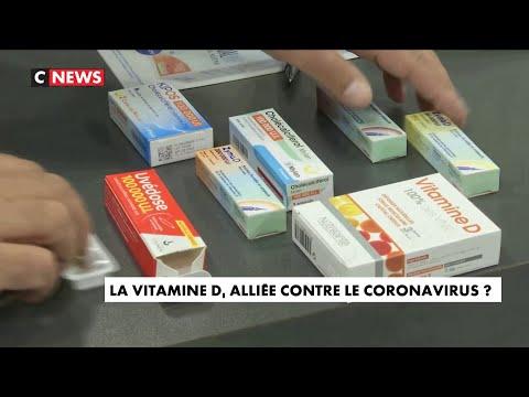 La vitamine D alliée contre le coronavirus ?