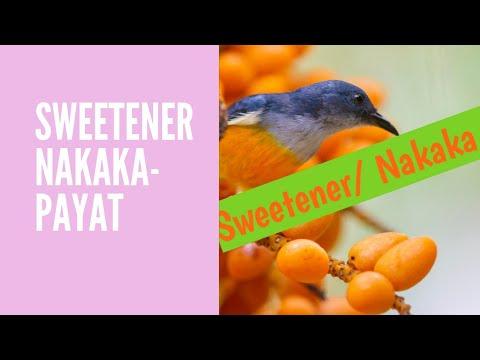 How to make Natural Sweeterner  / Nakaka payat