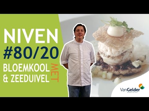 Niven kookt #80/20: Bloemkool & zeeduivel