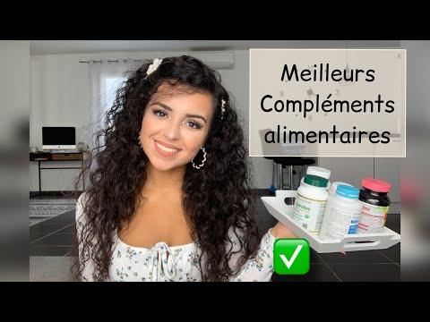 MEILLEURS COMPLÉMENTS ALIMENTAIRES (cheveux et peau)