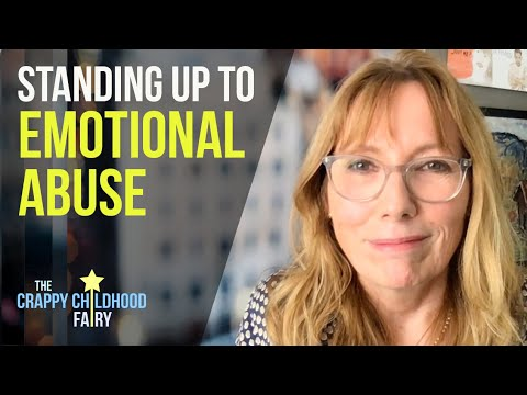 Standing Up to EMOTIONAL ABUSE