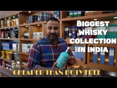 Experience North India's Biggest Liquor Store   The Liquor Warehouse, Delhi NCR