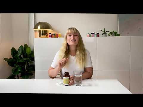 Julia spricht über unsere Weihrauch Kapseln (Boswellia serrata)