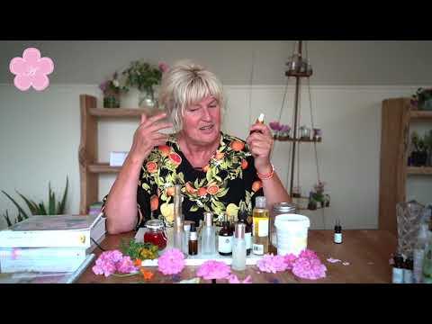 Ellen Wagenaar over Aromatherapie en de opleidingen.