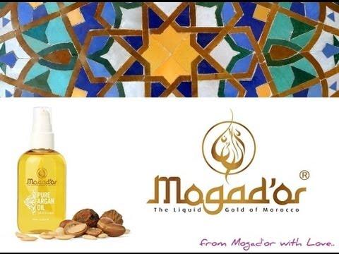 100% PURE MOROCCAN ARGAN OIL – Hair & Skin Benefits / Pure Arganolie