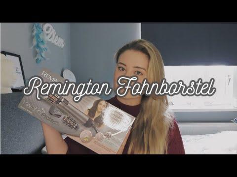 Remington keratine protect ROTERENDE FOHNBORSTEL uitproberen 👩🏼🦱 | Quinty van der Reest