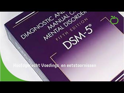 Hoofdgerecht Voedings  en eetstoornissen