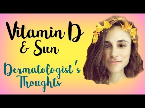 Vitamin D & Sun: A dermatologist's thoughts