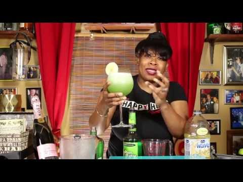 CROWN ROYAL APPLE COLADA – The Happy Hour with Heather B