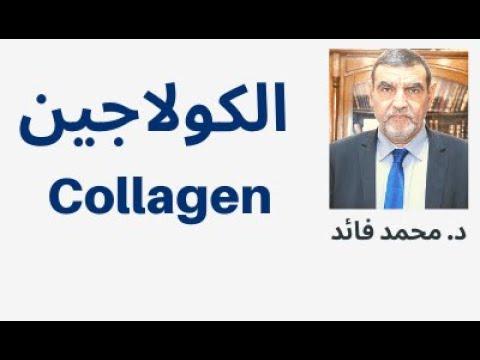 الدكتور محمد فائد || الكولاجين وأهميته