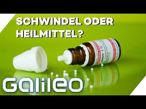 Homöopathie: Was bringen Globuli & Co. wirklich?   Galileo   ProSieben