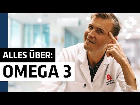 Alles über: Omega 3 – Die RICHTIGE Omega 3 Dosierung!