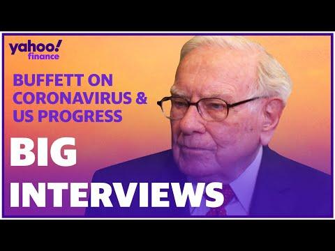 Warren Buffett discusses the coronavirus pandemic and progress of the United States