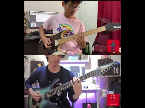 Intervals – 5-HTP Guitar Cover