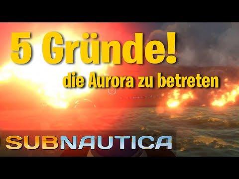Subnautica: Die Aurora betreten und warum es sich lohnt
