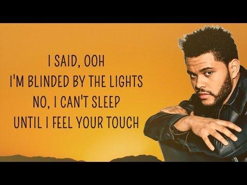 The Weeknd – Blinding Lights (Lyrics)