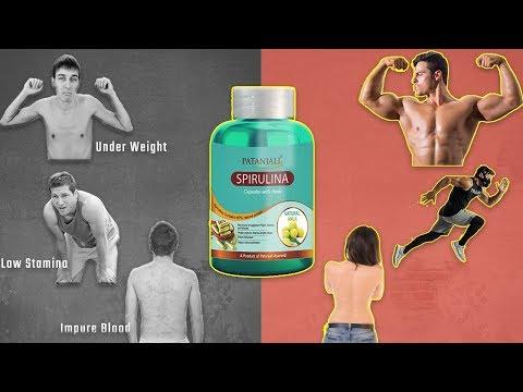 10 Amazing Benefits of Patanjali Spirulina Capsules | How to Use in Hindi