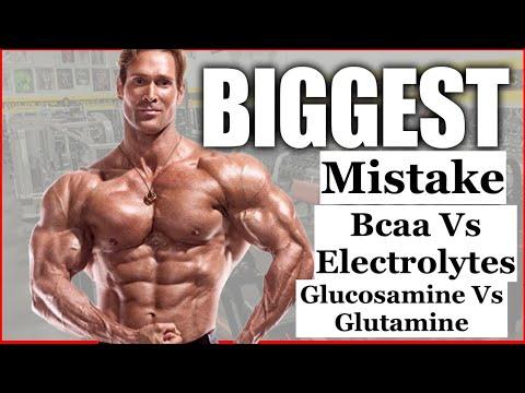 Glucosamine Vs Glutamine | Bcaa Vs Electrolytes | Mike O'Hearn