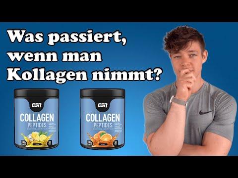 ESN Collagene Peptides im 10 Wochen Praxis-Test   Fitness Food Corner