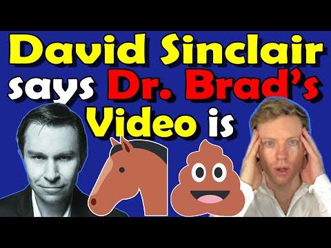 Waarom zei David Sinclair dat de Resveratrol-video van Brad Stansfield Horse Sh!t was?