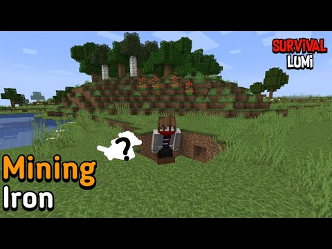 [Survival Lumi] Mining Iron Dan Dapet Bonusan!!!