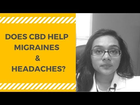 CBD Oil for Migraines & Headaches