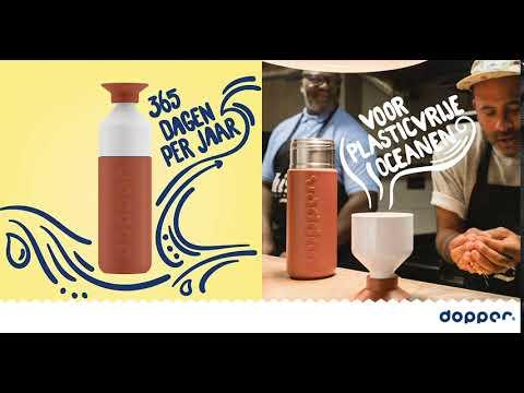 Dopper Insulated – Eén fles. Alle seizoenen