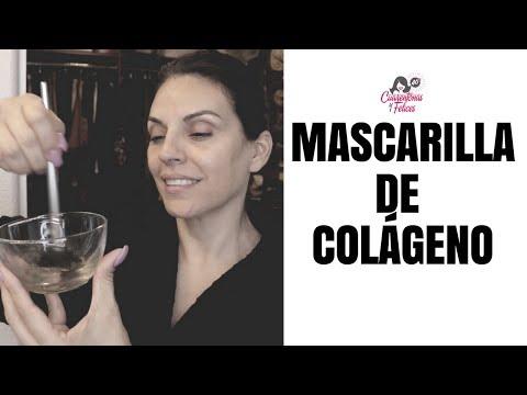 Mascarilla de Colágeno para Pieles Maduras
